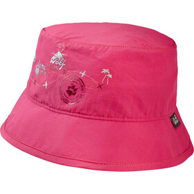 Jack Wolfskin Supplex Journey Hat Kids tropic pink